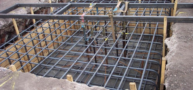 армирожка и бетон